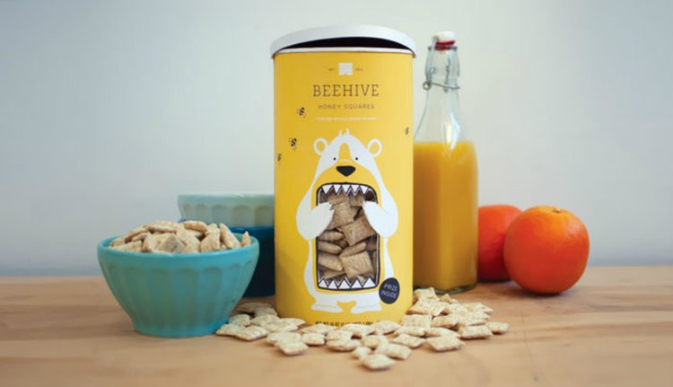 creative packaging for food